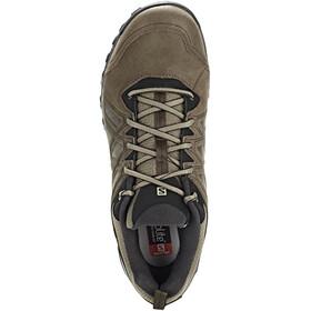 Salomon Evasion 2 LTR Hiking Shoes Men Bungee Cord/Wren/Vintage Kaki